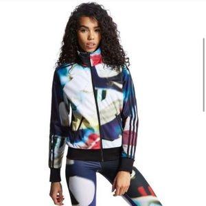Adidas Originals Chaos Printed Firebird Jacket